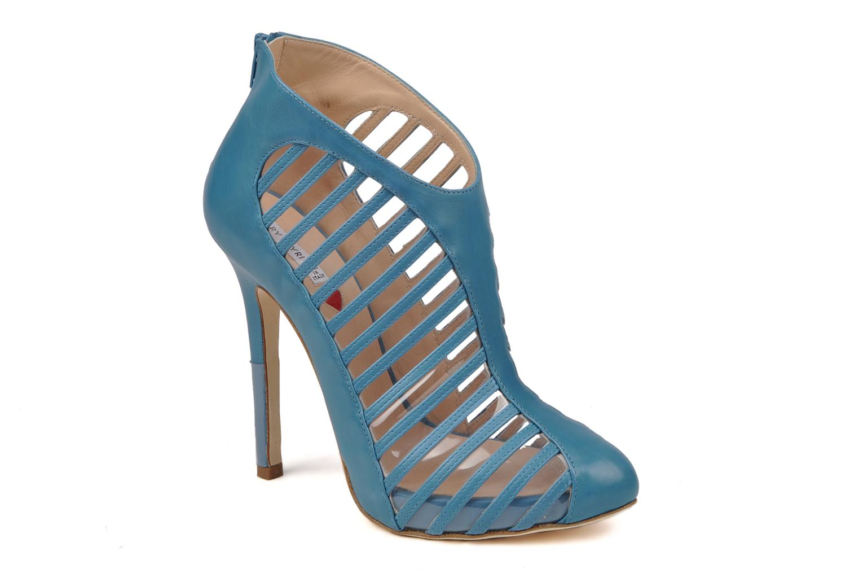 Bottines et boots Mary-Kyri Zoa Bleu vue détail/paire
