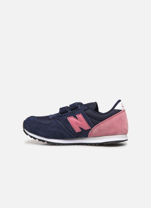 Sneaker New Balance KV420 blau ansicht von vorne