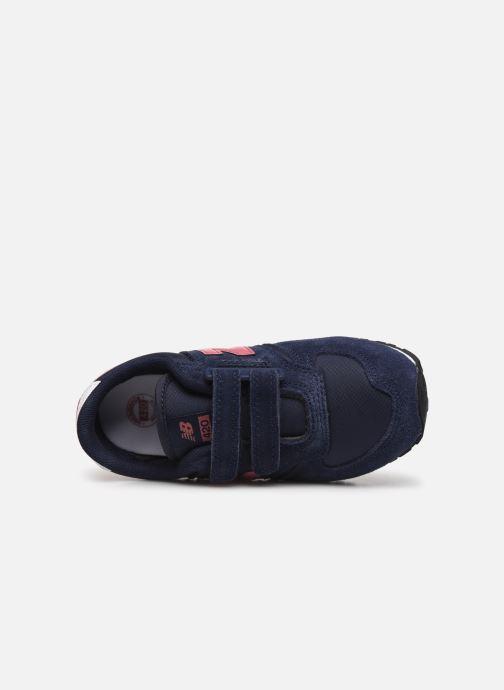Sneaker New Balance KV420 blau ansicht von links