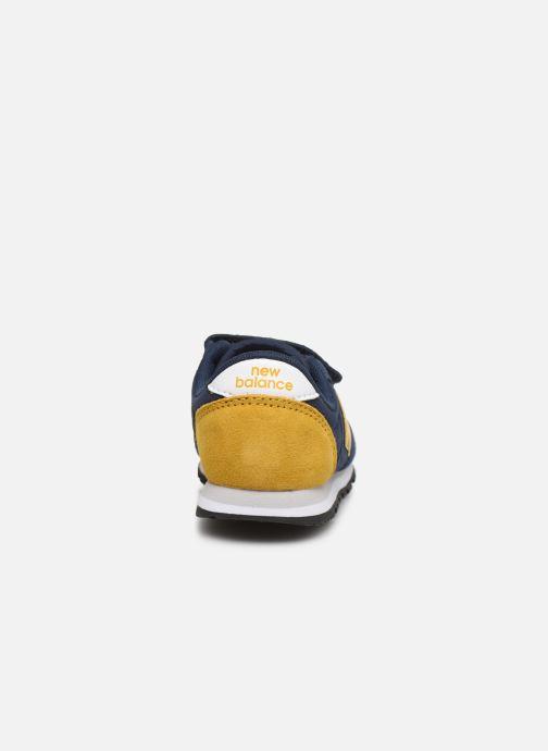 Baskets New Balance KV420 Bleu vue droite