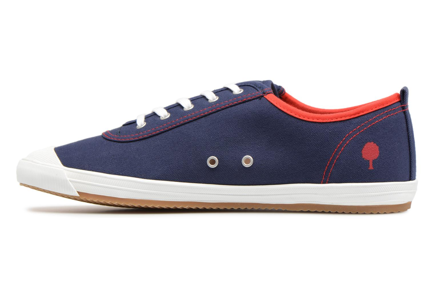 Trainers Faguo Oak m Blue front view