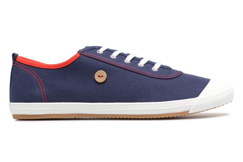 Sneaker Faguo Oak m blau ansicht von hinten
