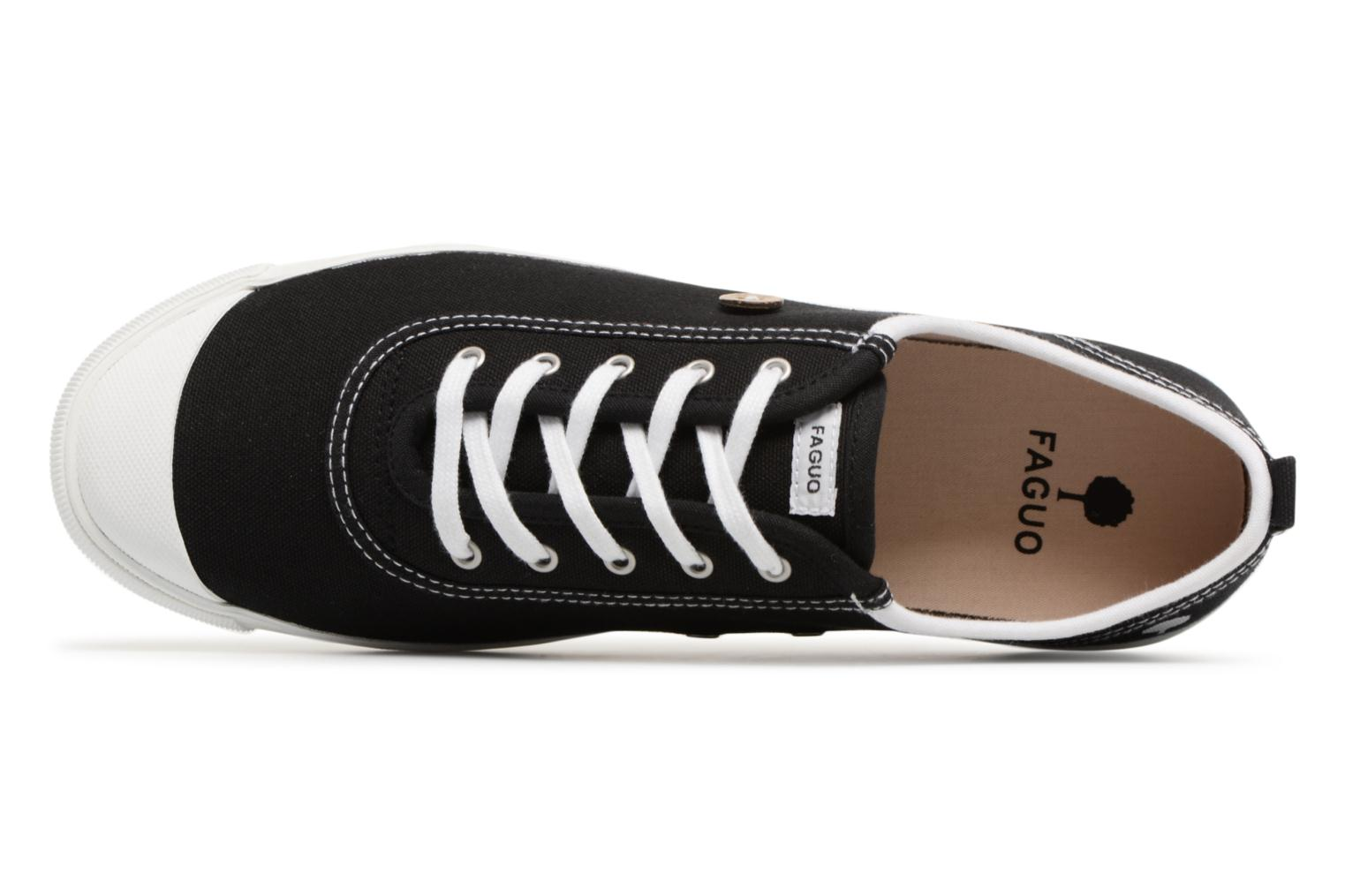 Sneakers Faguo Oak m Zwart links