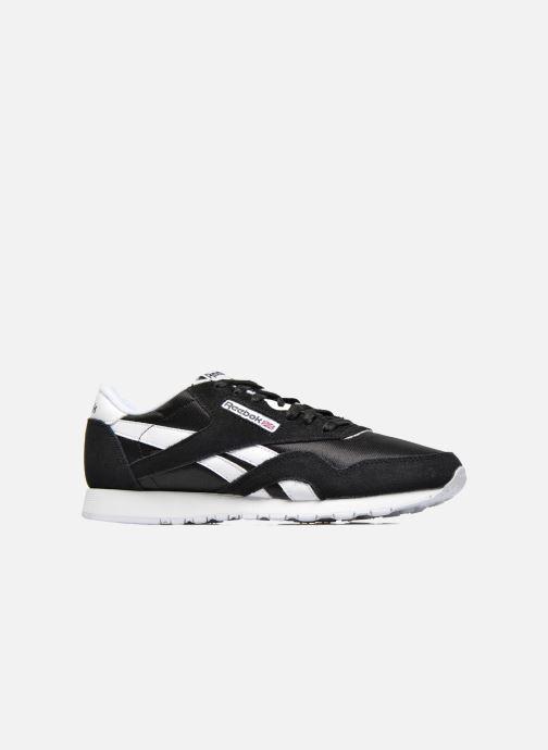 Sneakers Reebok Classic Nylon W Zwart achterkant
