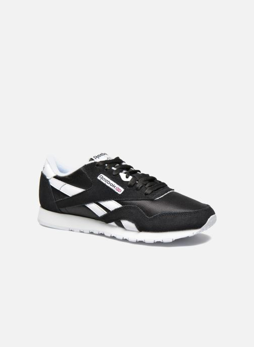 Sneakers Reebok Classic Nylon W Zwart detail