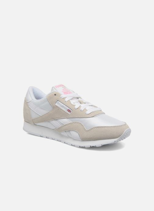 Sneaker Reebok Classic Nylon W weiß detaillierte ansicht/modell