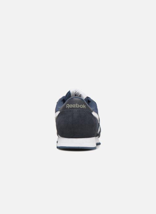 Sneakers Reebok Classic Nylon W Blauw rechts