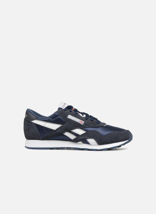 Sneakers Reebok Classic Nylon W Blauw achterkant