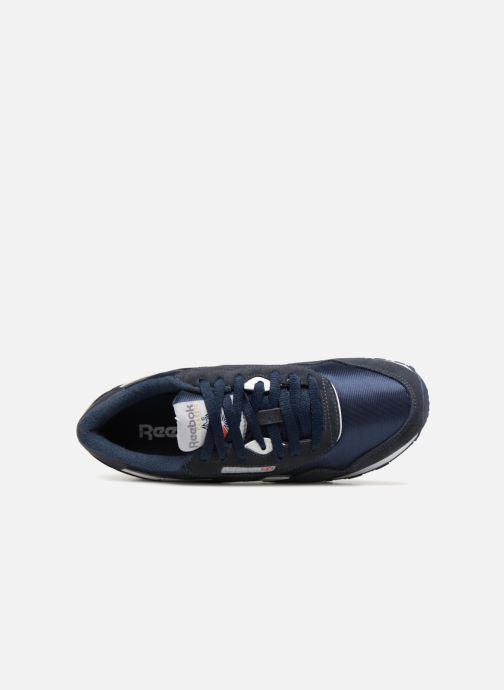 Sneakers Reebok Classic Nylon W Blauw links