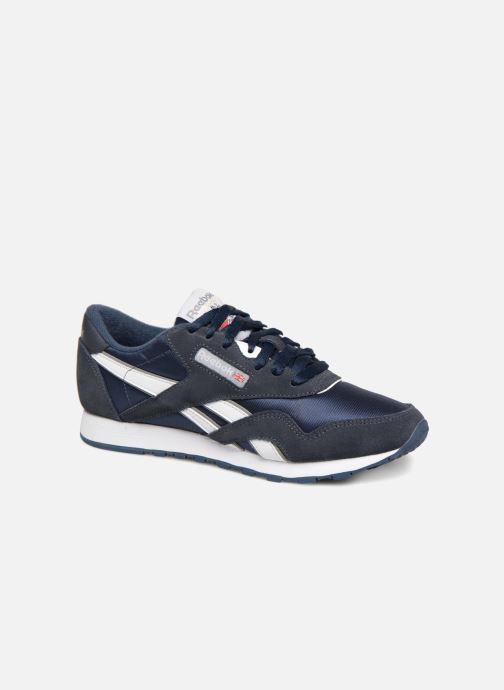 Sneakers Reebok Classic Nylon W Blauw detail