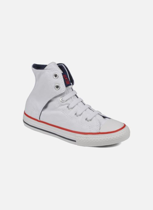 Trainers Converse Chuck taylor all star easy slip hi K White detailed view/ Pair view
