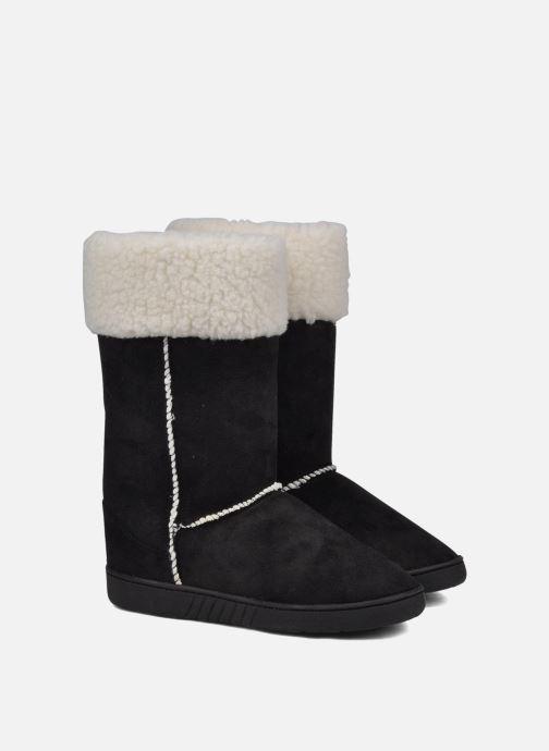 Bottines et boots Friis & company Ronia Noir vue 3/4