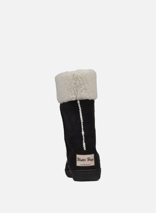 Bottines et boots Friis & company Ronia Noir vue droite
