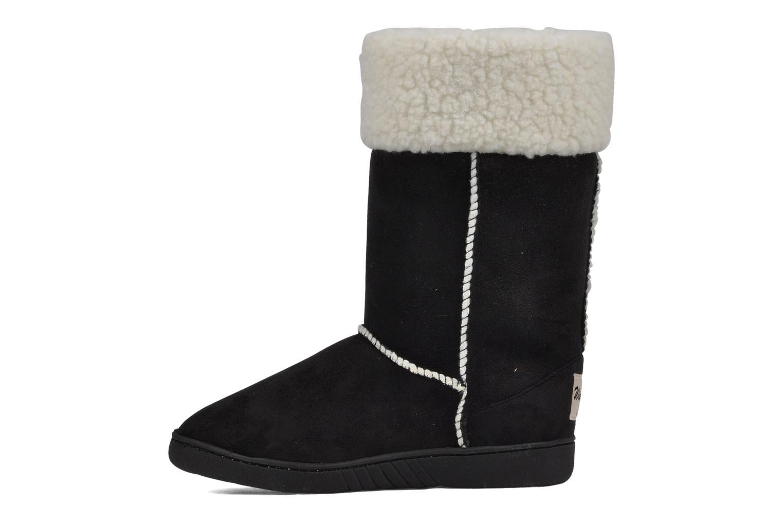 Boots en enkellaarsjes Friis & company Ronia Zwart voorkant