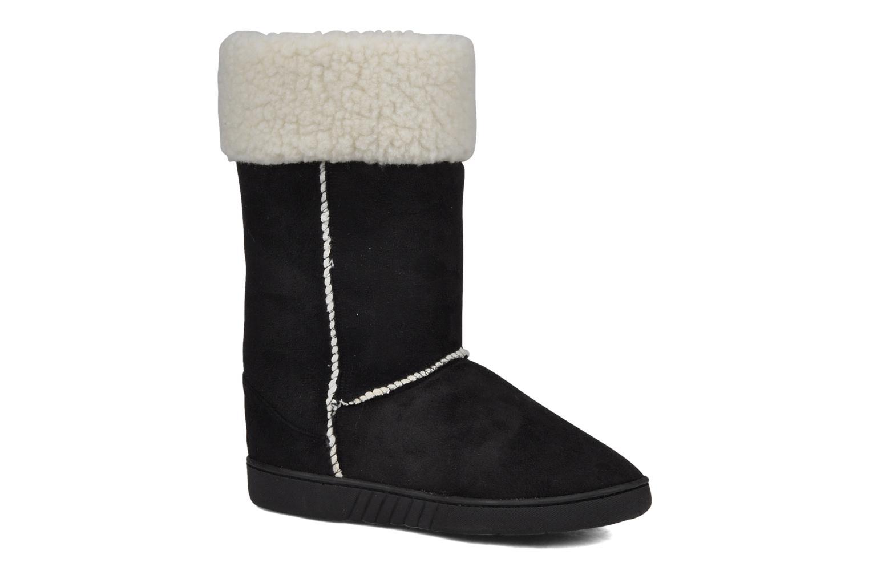 Boots en enkellaarsjes Friis & company Ronia Zwart detail