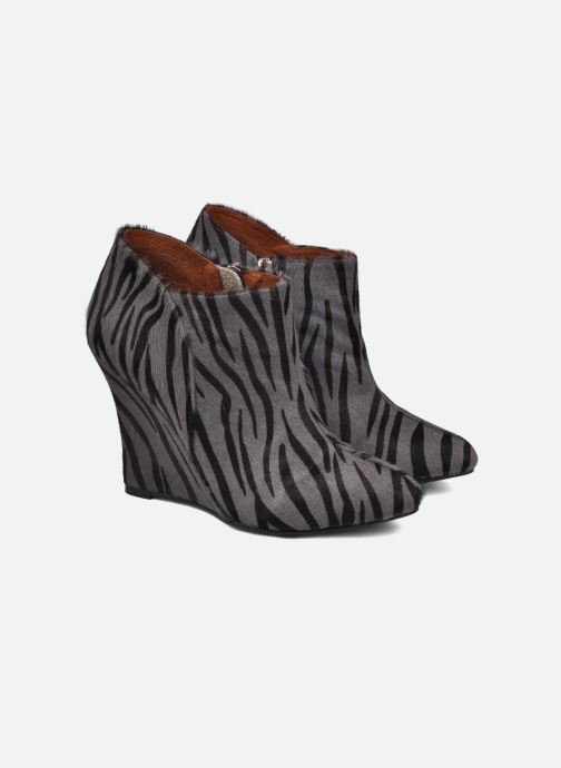 Bottines et boots Friis & company Primula Gris vue 3/4
