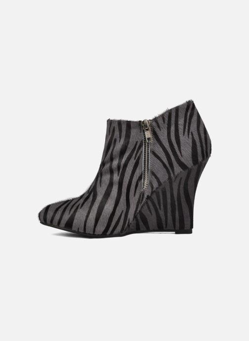 Boots en enkellaarsjes Friis & company Primula Grijs voorkant
