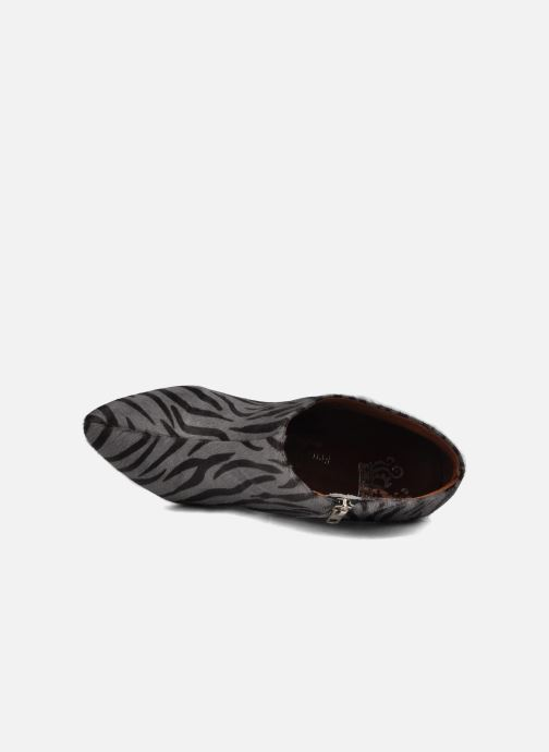 Boots en enkellaarsjes Friis & company Primula Grijs links