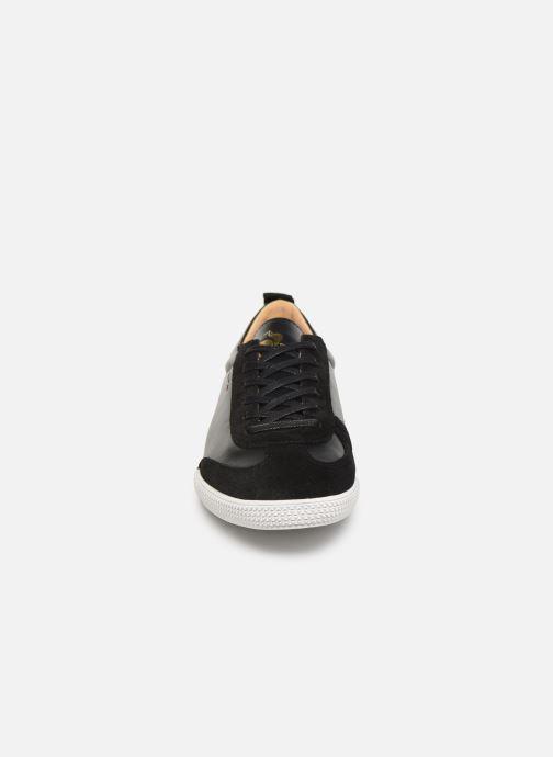 Baskets Le Coq Sportif Provencale Noir vue portées chaussures