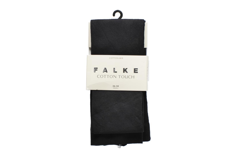 Calze e collant Falke Collant Cotone Nero vedi dettaglio/paio