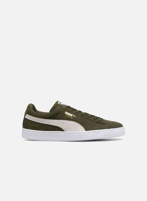 Sneakers Puma Suede Classic Groen achterkant
