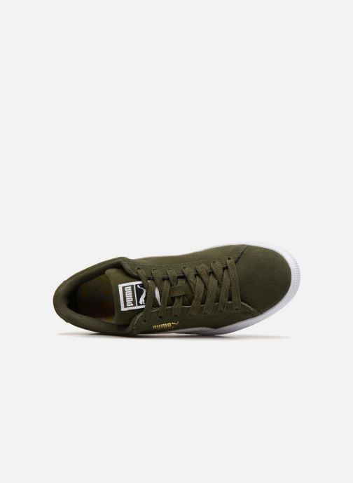 Sneakers Puma Suede Classic Groen links