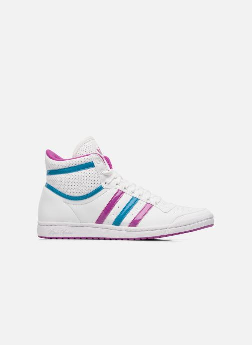 Trainers adidas originals Top ten hi sleek w White back view