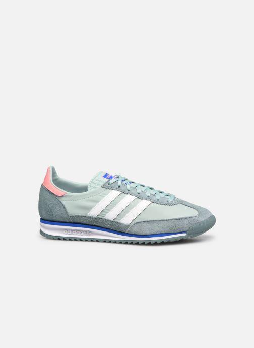 Sneaker adidas originals Sl 72 W grün ansicht von hinten