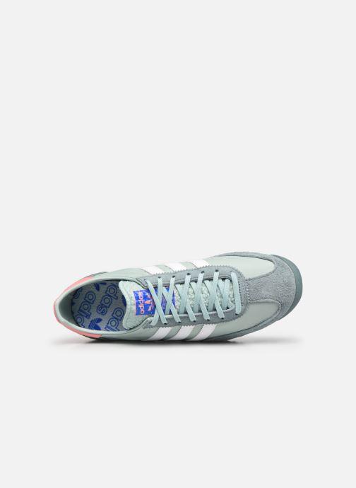 Sneaker adidas originals Sl 72 W grün ansicht von links