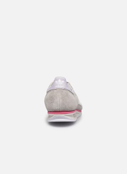 Sneaker adidas originals Sl 72 W grau ansicht von rechts