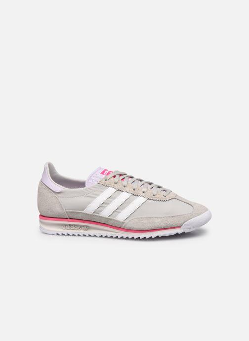 Sneaker adidas originals Sl 72 W grau ansicht von hinten