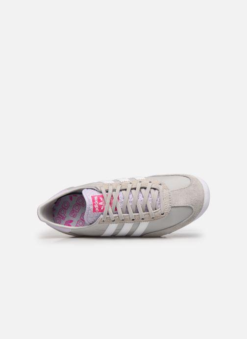 Sneaker adidas originals Sl 72 W grau ansicht von links