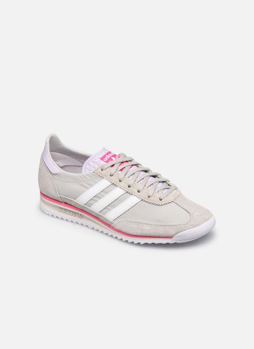 Sneaker adidas originals Sl 72 W grau detaillierte ansicht/modell