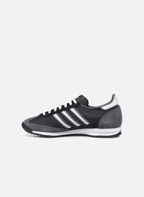 Sneaker adidas originals Sl 72 W schwarz ansicht von vorne