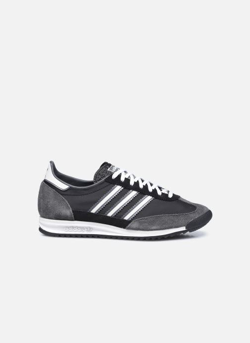 Sneaker adidas originals Sl 72 W schwarz ansicht von hinten