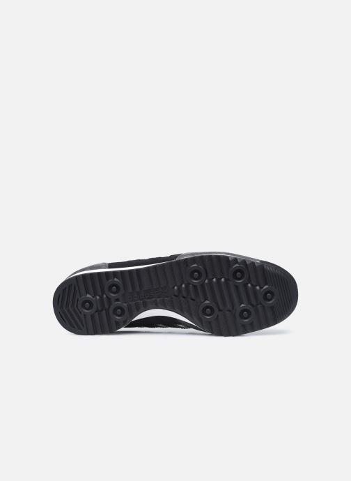 Sneaker adidas originals Sl 72 W schwarz ansicht von oben