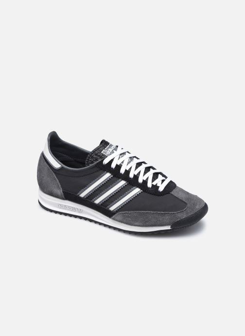 Sneaker adidas originals Sl 72 W schwarz detaillierte ansicht/modell