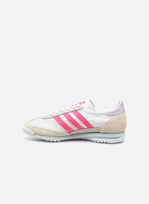 Sneakers adidas originals Sl 72 W Bianco immagine frontale