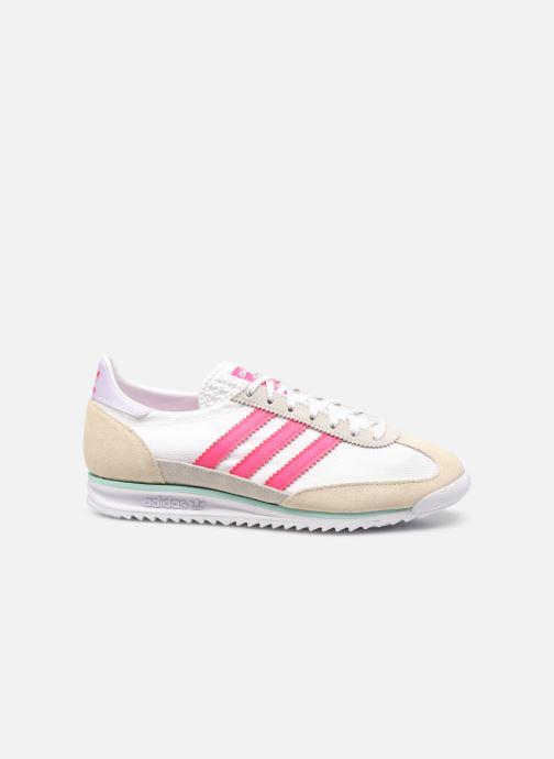 Sneakers adidas originals Sl 72 W Bianco immagine posteriore