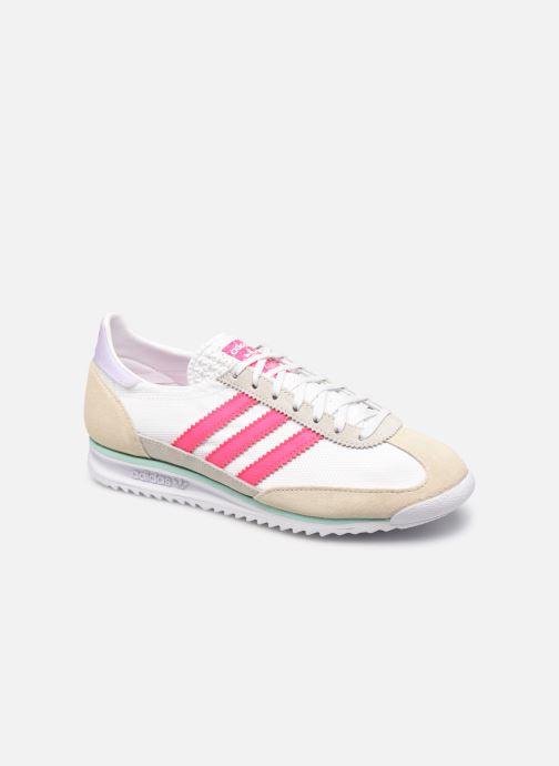 Sneaker adidas originals Sl 72 W weiß detaillierte ansicht/modell