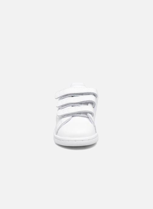 Sneakers adidas originals Stan smith cf I Bianco modello indossato