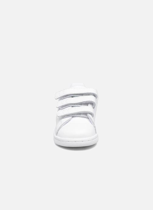 low cost f0ce3 385ea Baskets adidas originals Stan smith cf I Blanc vue portées chaussures