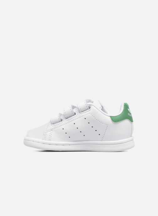 Sneakers adidas originals Stan smith cf I Hvid se forfra