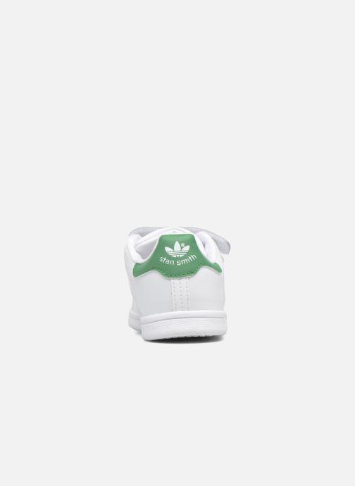Baskets adidas originals Stan smith cf I Blanc vue droite