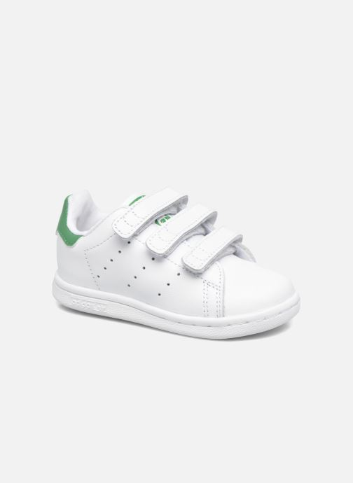 Trainers adidas originals Stan smith cf I White detailed view/ Pair view