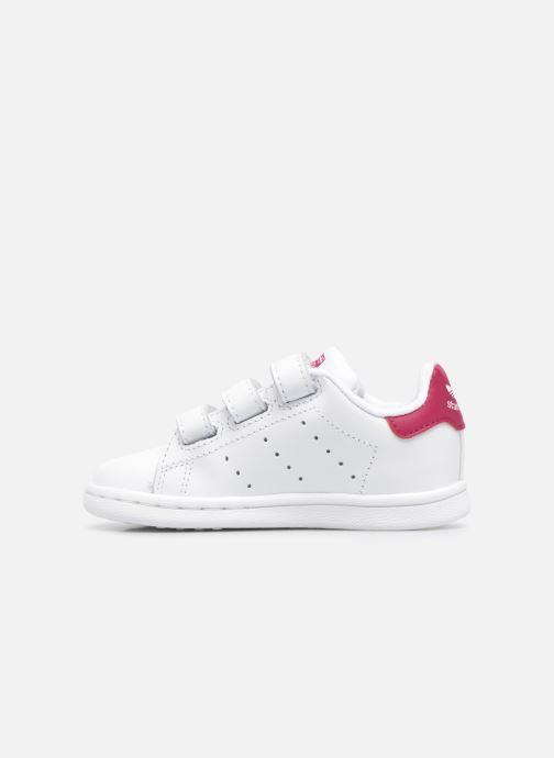 Sneakers adidas originals Stan smith cf I Bianco immagine frontale