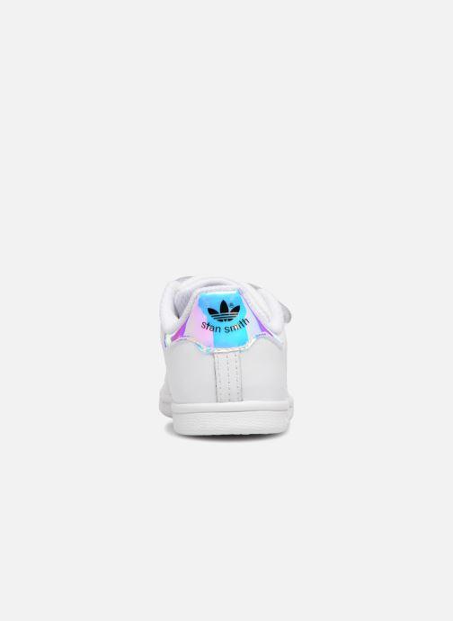 Sneakers adidas originals Stan smith cf I Wit rechts