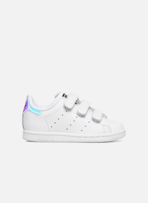 Sneakers adidas originals Stan smith cf I Wit achterkant