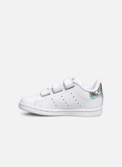 Sneaker adidas originals Stan smith cf I weiß ansicht von vorne