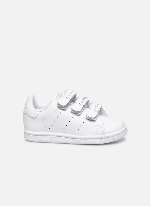 Baskets adidas originals Stan smith cf I Blanc vue derrière